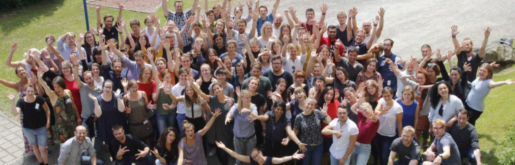 Gruppenfoto Sommerakademie 2018