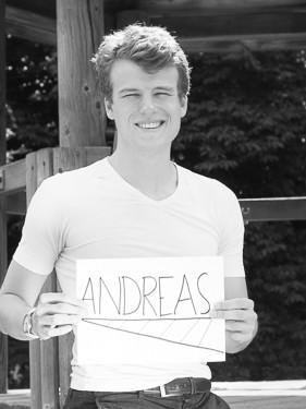 Andreas, Fellow 2017