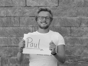 Paul , Fellow Klasse 2018