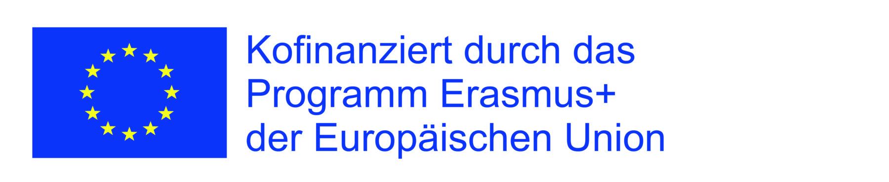 Logo Erasmus + EU