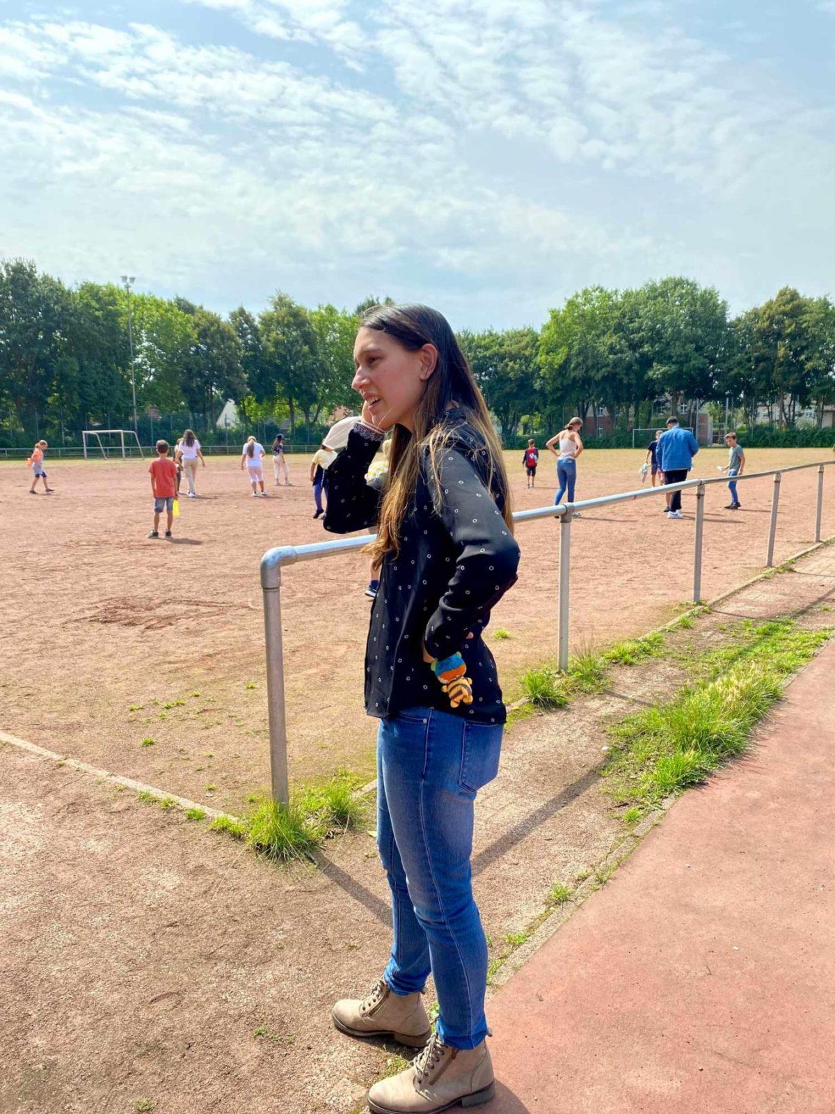 Teach First Blog Bildungssommer Heinrich-Heine-Gymnasium Dortmund Laura Mai Ehrich