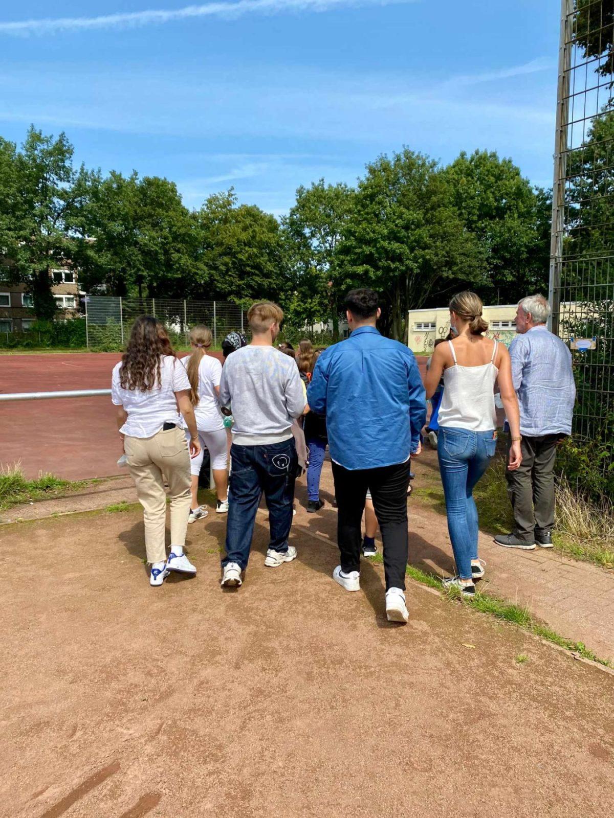 Teach First Blog Bildungssommer Heinrich-Heine-Gymnasium Dortmund