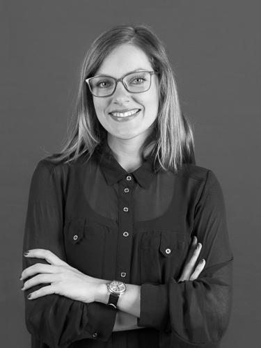 Anna Leonie Birkholz aus dem Kommunikationsteam
